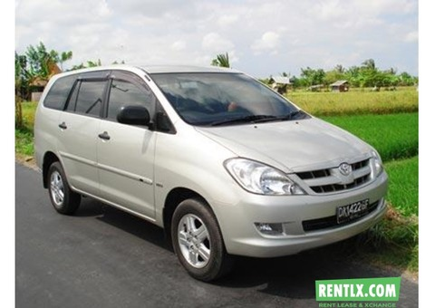 Delhi to shimla innova taxi service on rent