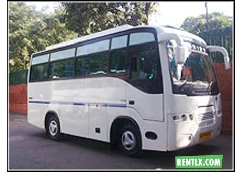 Mini Coach Jaipur on rent
