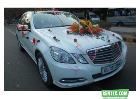 Wedding Car on Rent- Ajay Travels Pvt. Ltd, Delhi