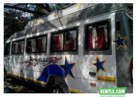 Tempo traveller on Hire - Pune
