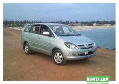 Taxi service 24 houres avl innova - Kapurthala