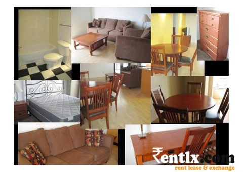 Furniture on Rent Delhi-NCR