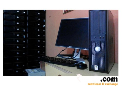 Dual Core Desktop On Rent Just 700