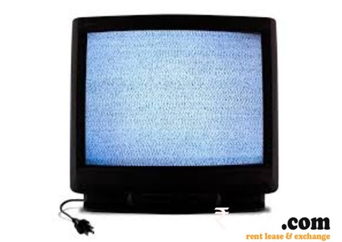 TV on Rent