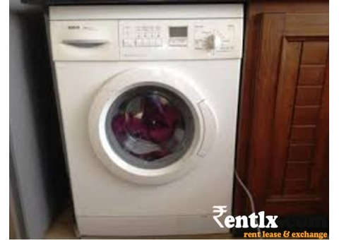 Washing Machine on rent in Banglore