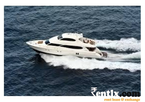 Princess 54 model Ship Booking on Rent