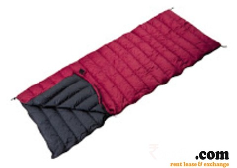 Sleeping Bag on rent in Bangalore