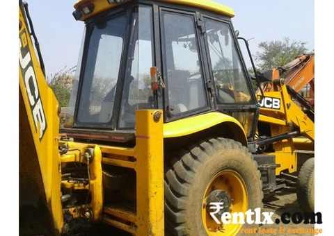 Jcb 3dx in rent
