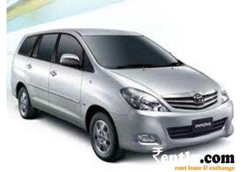 Innova Car onRento im Ahmedabad