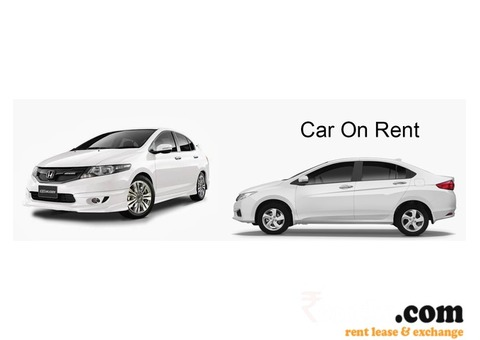 Ac Car on rent in Ahmedabad