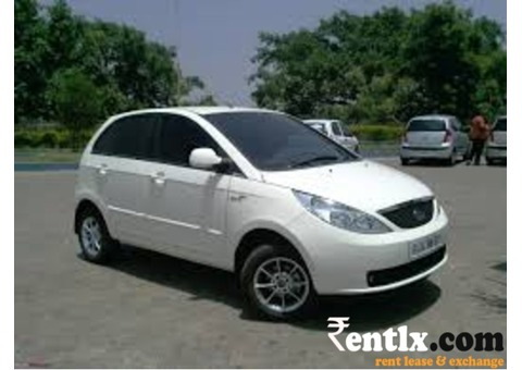 Ac Indica on Rent in Ahmedabad