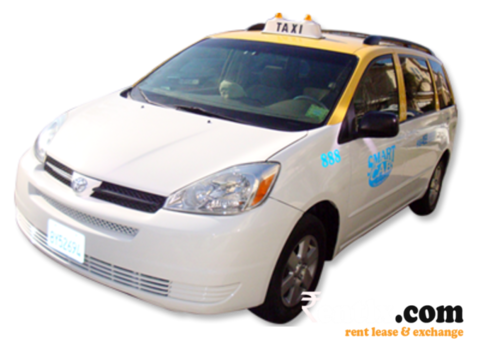 Taxi Car on Rent in Ahmedabad