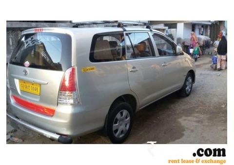 Monthly Basis Car Rental in Ahmedabad