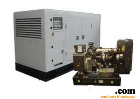 Genset on Rent in Ahmedabad