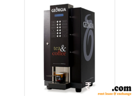 Coffee and Tea Vending Machinen Hire in Ahmedabad