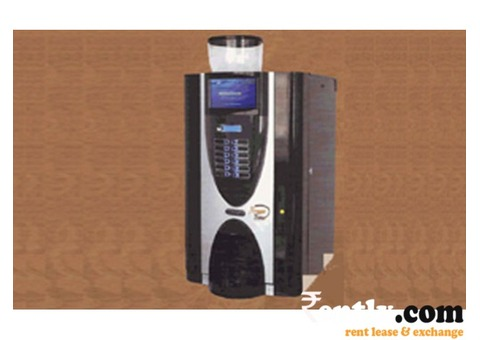 Coffee Vending Machine on Rent in Ahmedabad