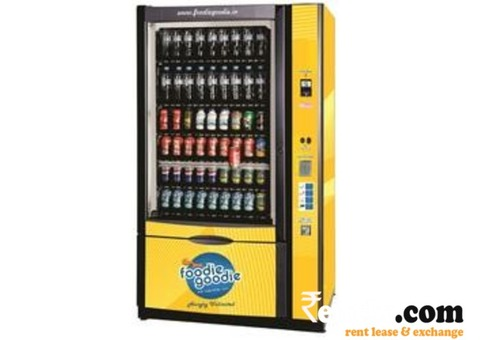 Beverage Vending Machines on Rent in Ahmedabad