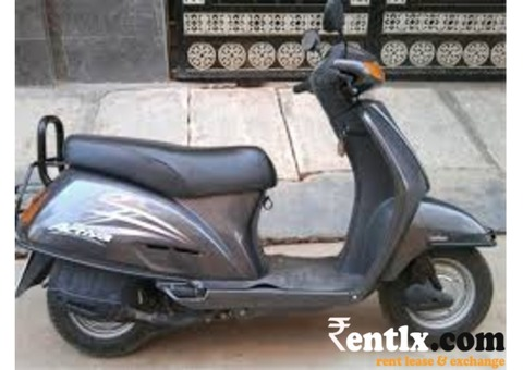 Activa Scooty on Rent in Ahmedabad