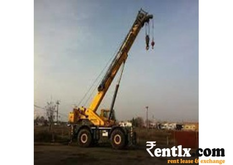 Industrial crane on Rent in Mumbai