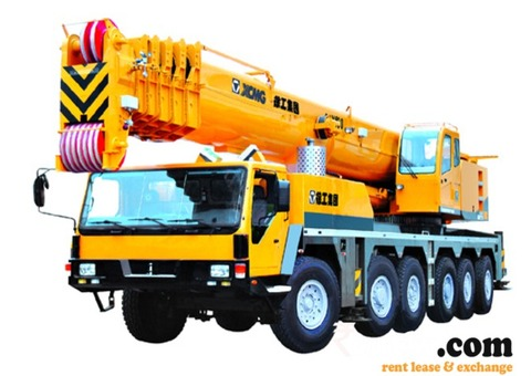 Truck Crane on Rent in Mumbai