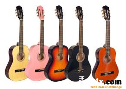 Electric Spanish Guitars on Rent in Kolkata