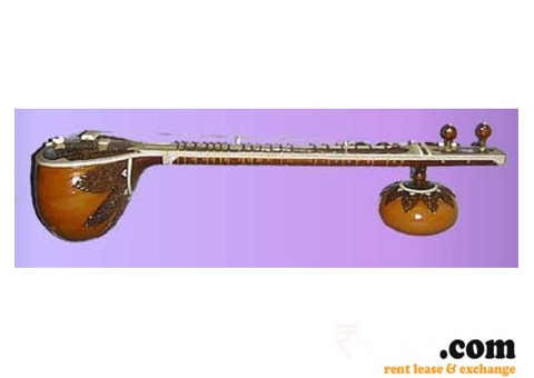 Sitar on Rent in Kolkara