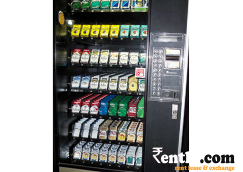 Vending Machine on Rent in kolkata
