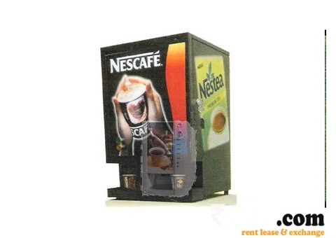 Coffee Vending Machine on rent in Kolkata