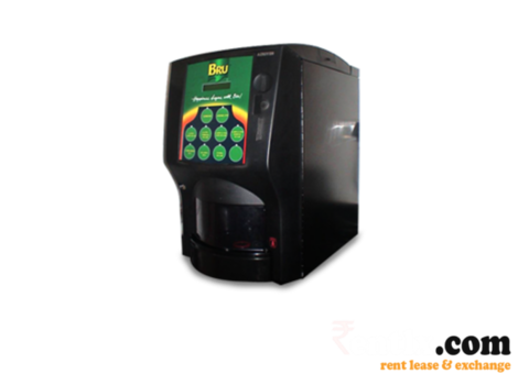 Coffee Machine on Rent in Kolkata