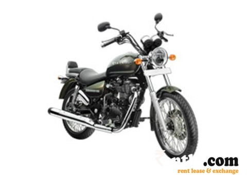 Bullet Bike on rent in Pune