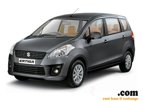 Ertiga car on Rent in Pune