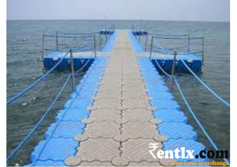 Floating Platform on rent in Mumbai
