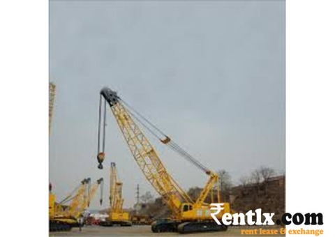 Crane on Rent in Pune