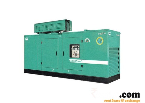 Generator  (50-100 KVA) on Rent in Pune