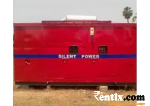 125KVA generator on Rent in Mumbai
