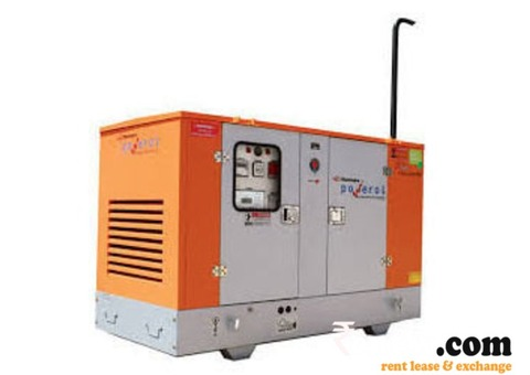Mahindra Industrial Generato on Rent in Pune