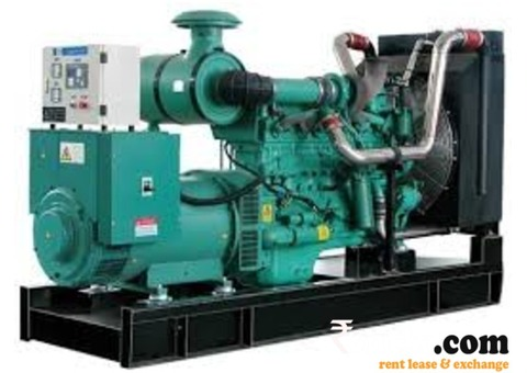 Industrial Generators on Rent in Pune