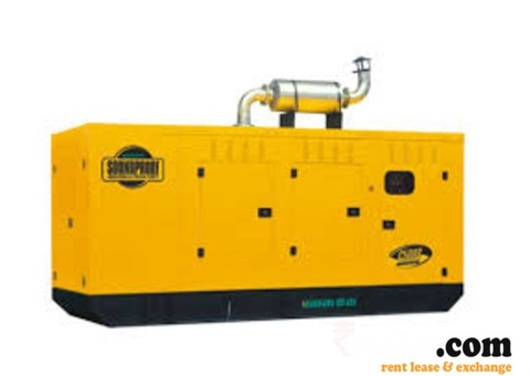 Generator  (100-200 KVA) on Rent in Pune