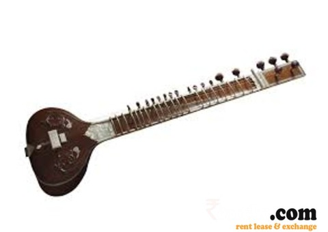 Sitar Musical Instruments on Rent in Pune