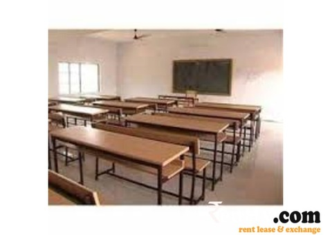 School & College Furniture on Rent in Pune