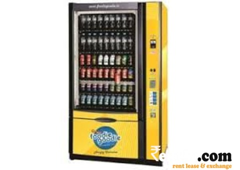 Cold Beverage Vending Machine on Rent in Pune