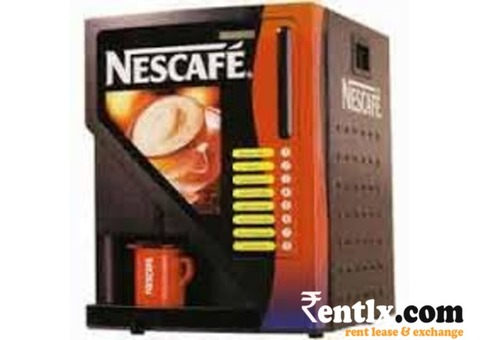 Coffee Vending Machine on Rent in Pune