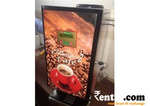 Coffee And Tea Vending Machine on Rent in Pune