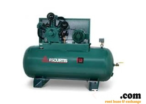 Single Stage Air Compressor Rentals in Chennai