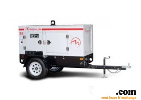 Generators (10-50 KVA) on Rent in Chennai