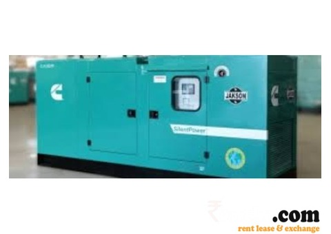 Generators (50-100 KVA) on Rent in Chennai