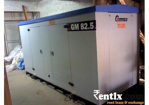 Generators on Rent in Bangalore