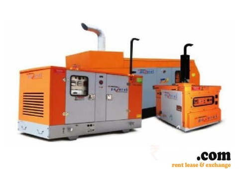 Genset on Rent in Chennai