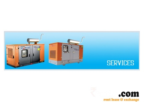 Industrial Generator Repair & Service in Chennai