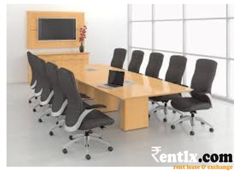 Office Furniture on Rent in Chennai